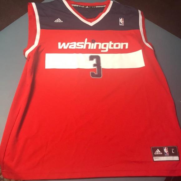 official photos 6a787 37e0d Men's Washington Wizards Bradley Beal Jersey
